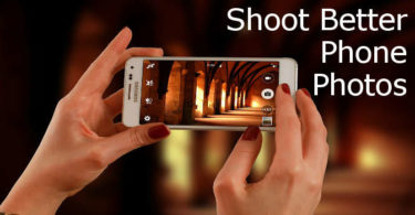 mobile photography guide