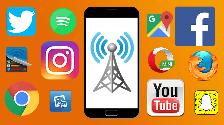 data usage tracking apps